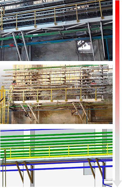 Escaneado-instalaciones-complejas-compressor